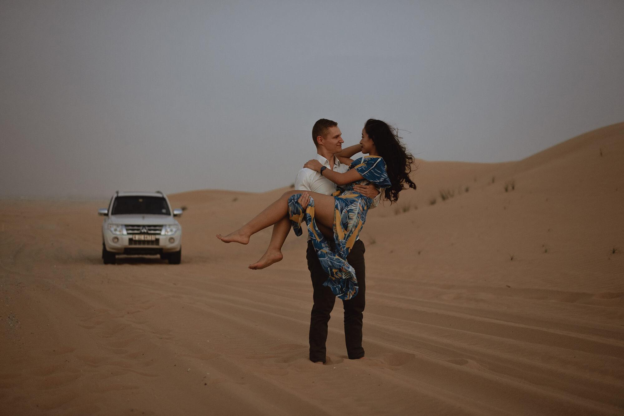 Sesja narzeczenska w dubaju18 - Citra + Kuba | miłość w Dubaju + 6 powodów dlaczego sesja narzeczeńska jest tak ważna