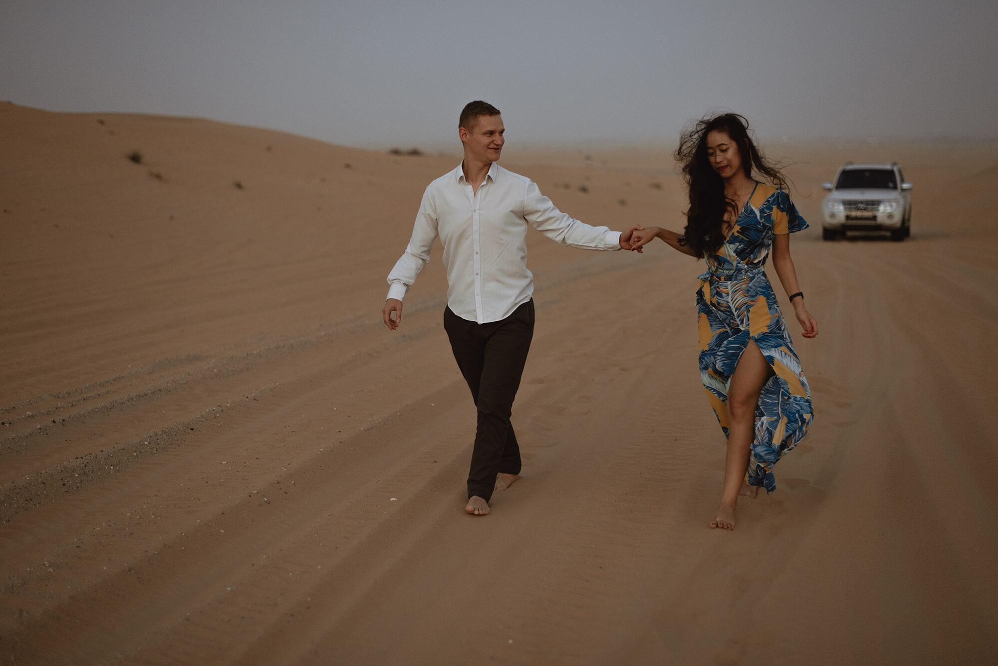 Sesja narzeczenska w dubaju19 - Citra + Kuba | miłość w Dubaju + 6 powodów dlaczego sesja narzeczeńska jest tak ważna