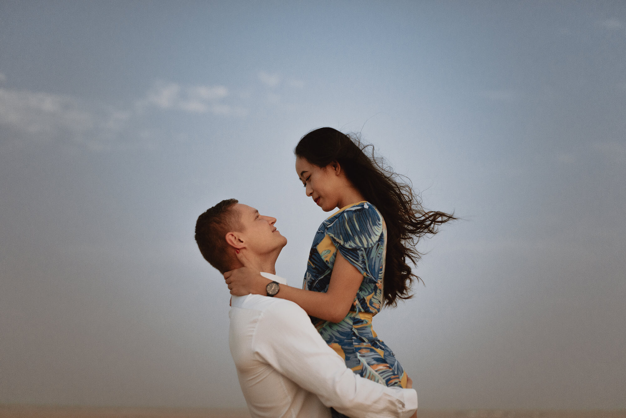Sesja narzeczenska w dubaju29 - Citra + Kuba | miłość w Dubaju + 6 powodów dlaczego sesja narzeczeńska jest tak ważna