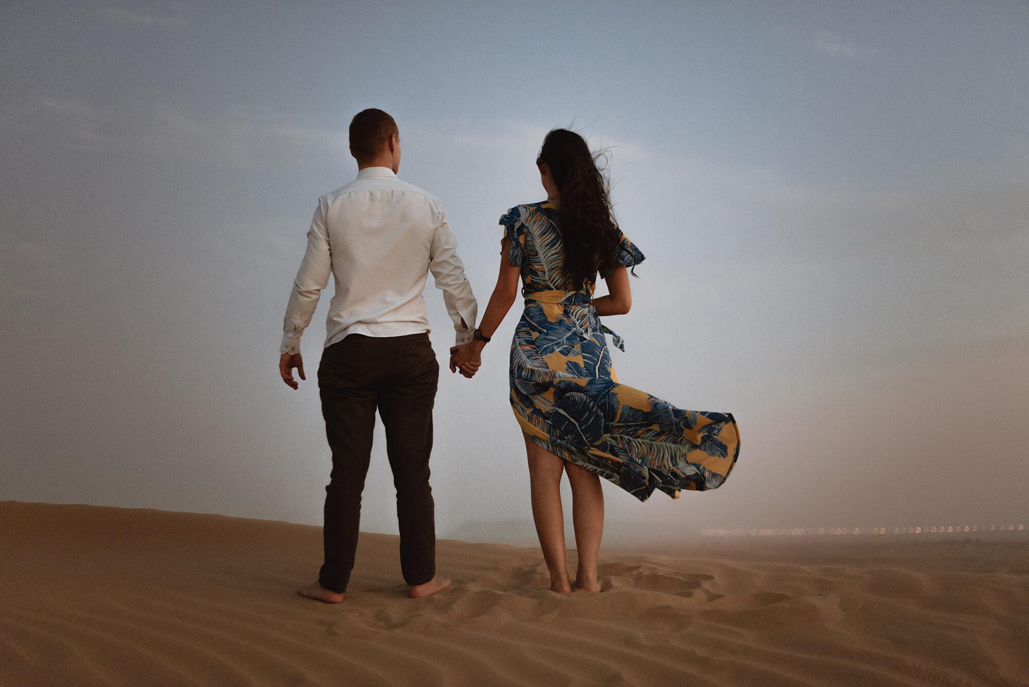 Sesja narzeczenska w dubaju31 - Citra + Kuba | miłość w Dubaju + 6 powodów dlaczego sesja narzeczeńska jest tak ważna