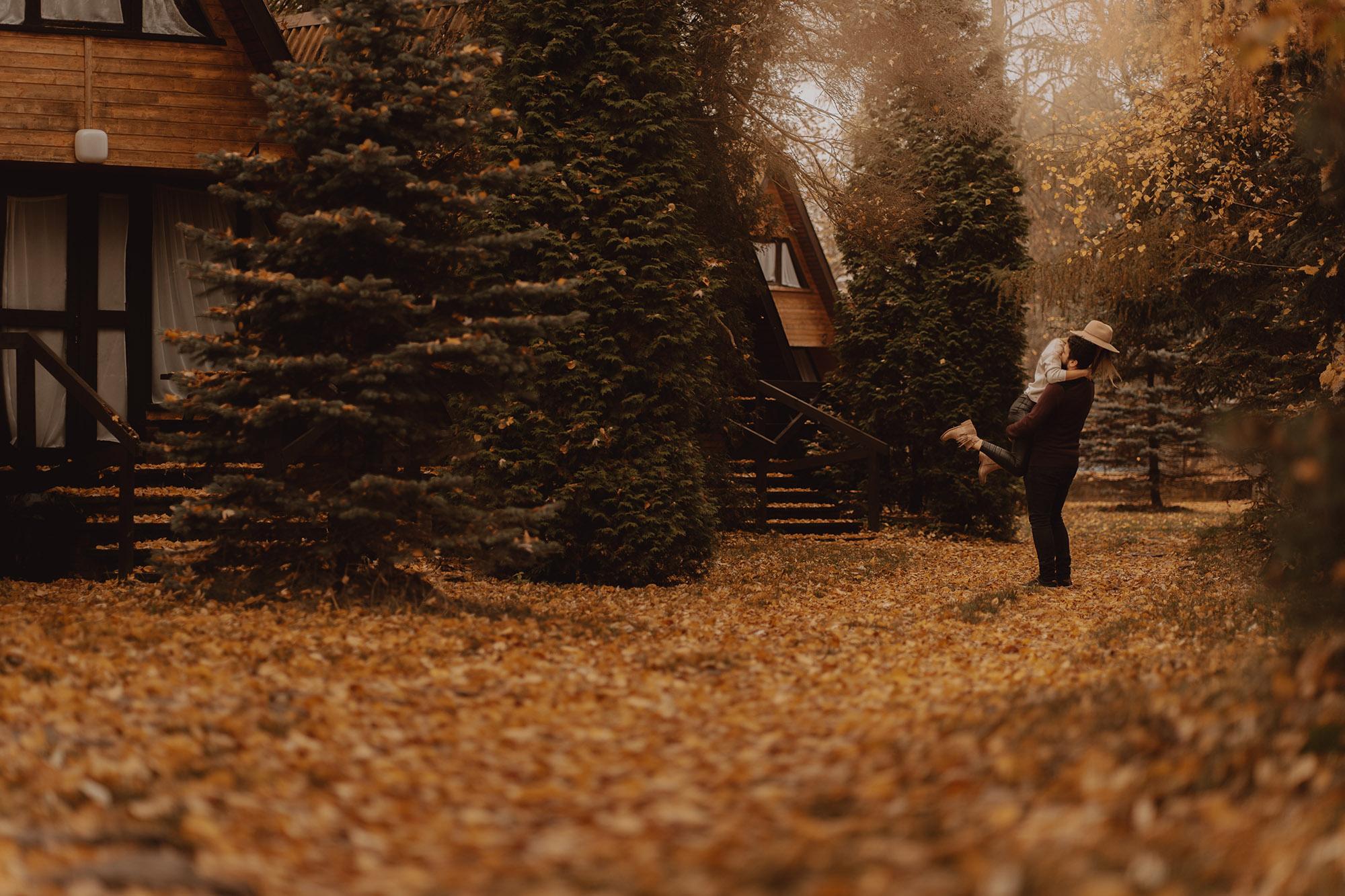 Jesienna sesja narzeczenska00030 - Jesienna sesja narzeczeńska