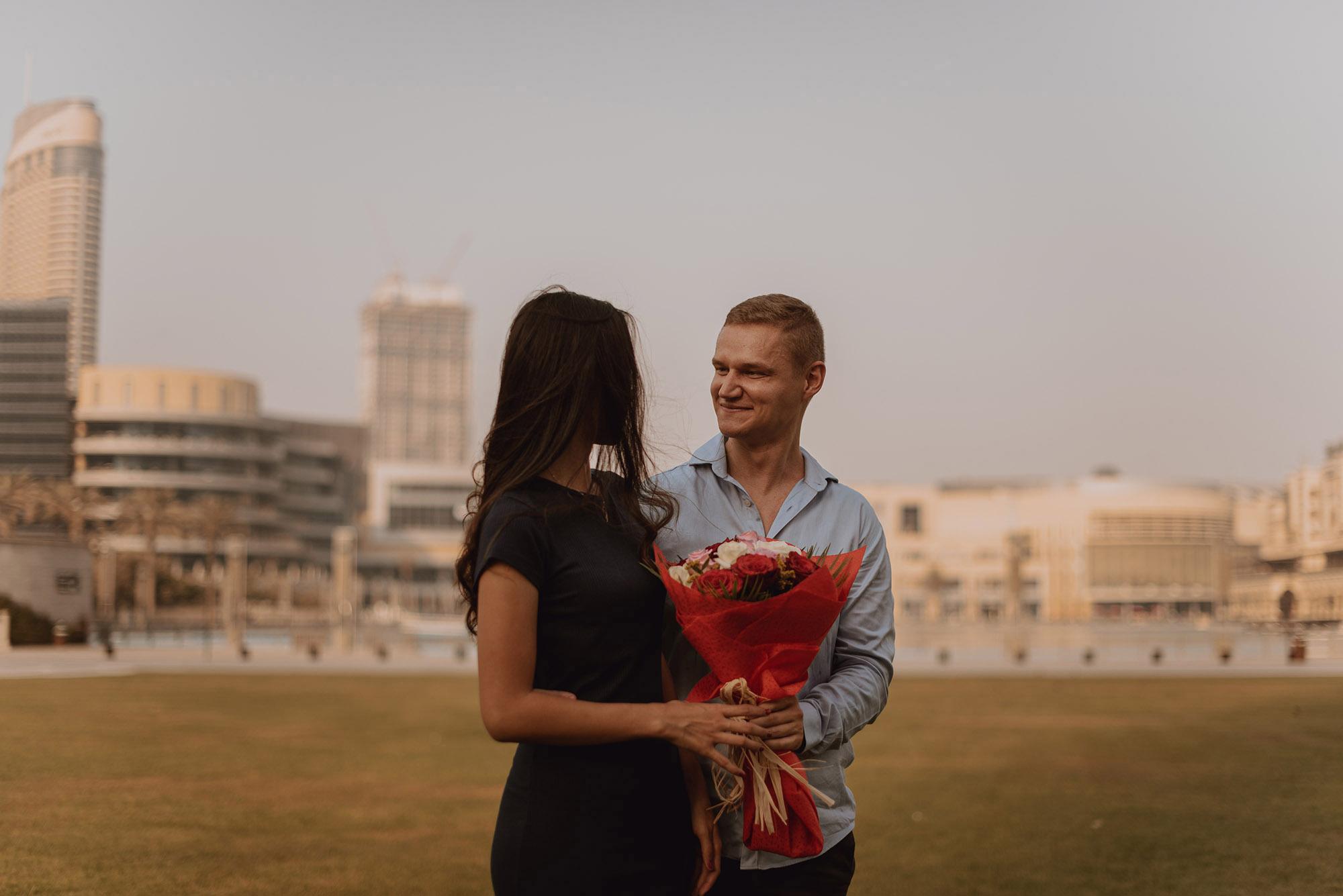 Sesja narzeczenska w Dubaju00004 - Polsko-indonezyjska miłość