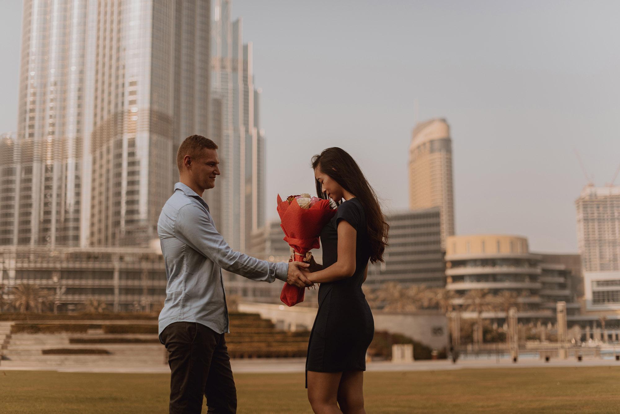 Sesja narzeczenska w Dubaju00005 - Polsko-indonezyjska miłość
