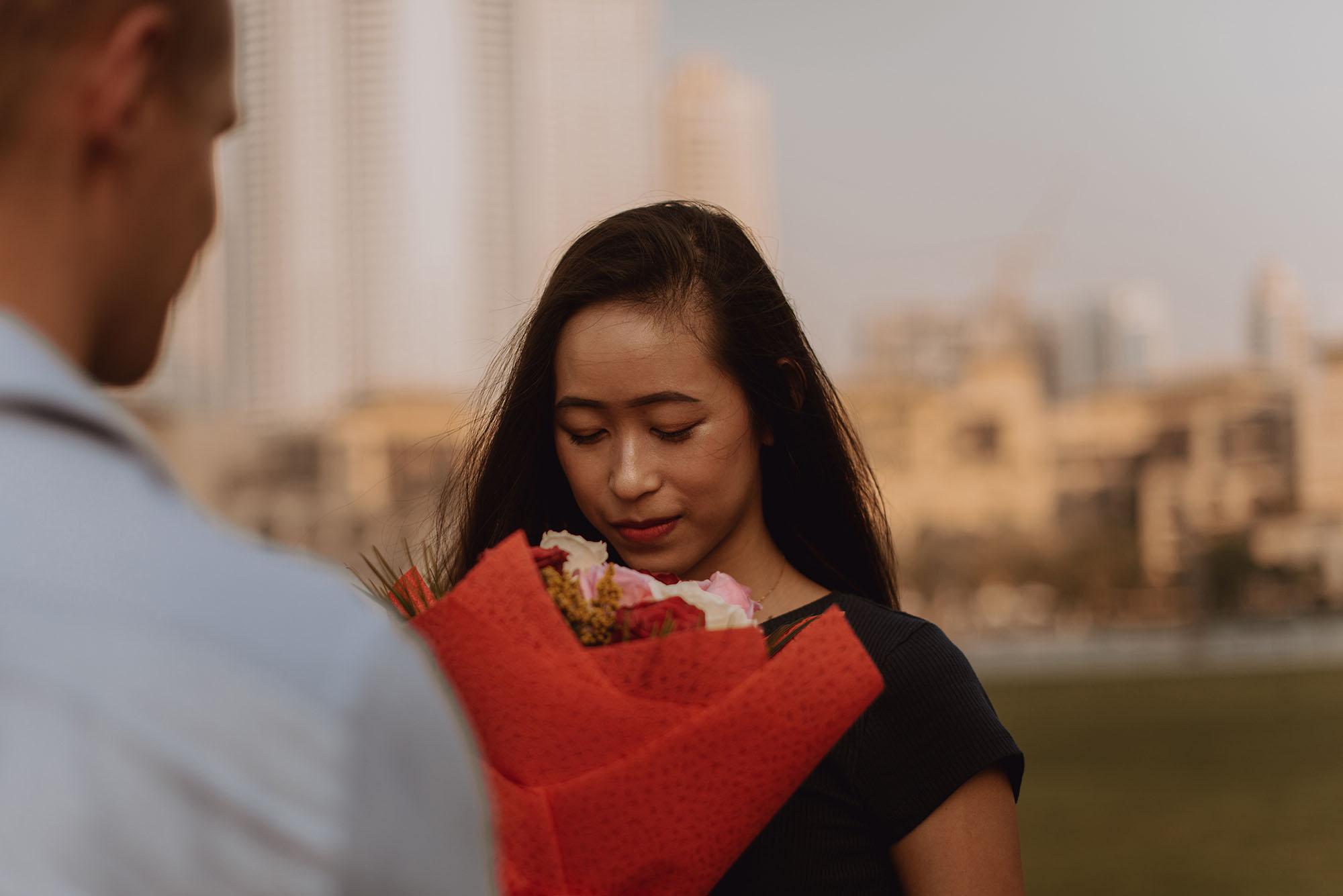Sesja narzeczenska w Dubaju00006 - Polsko-indonezyjska miłość