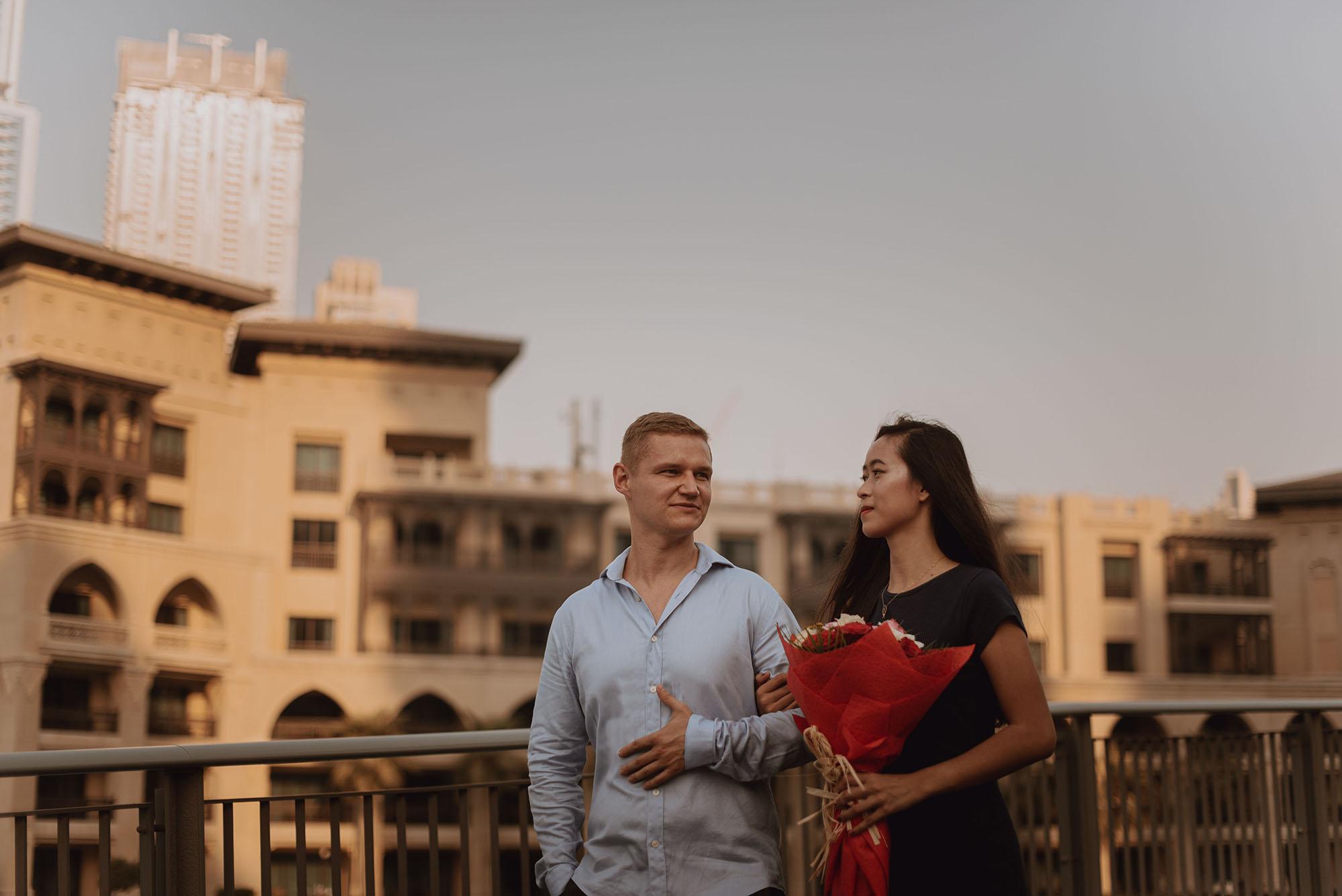 Sesja narzeczenska w Dubaju00007 - Polsko-indonezyjska miłość