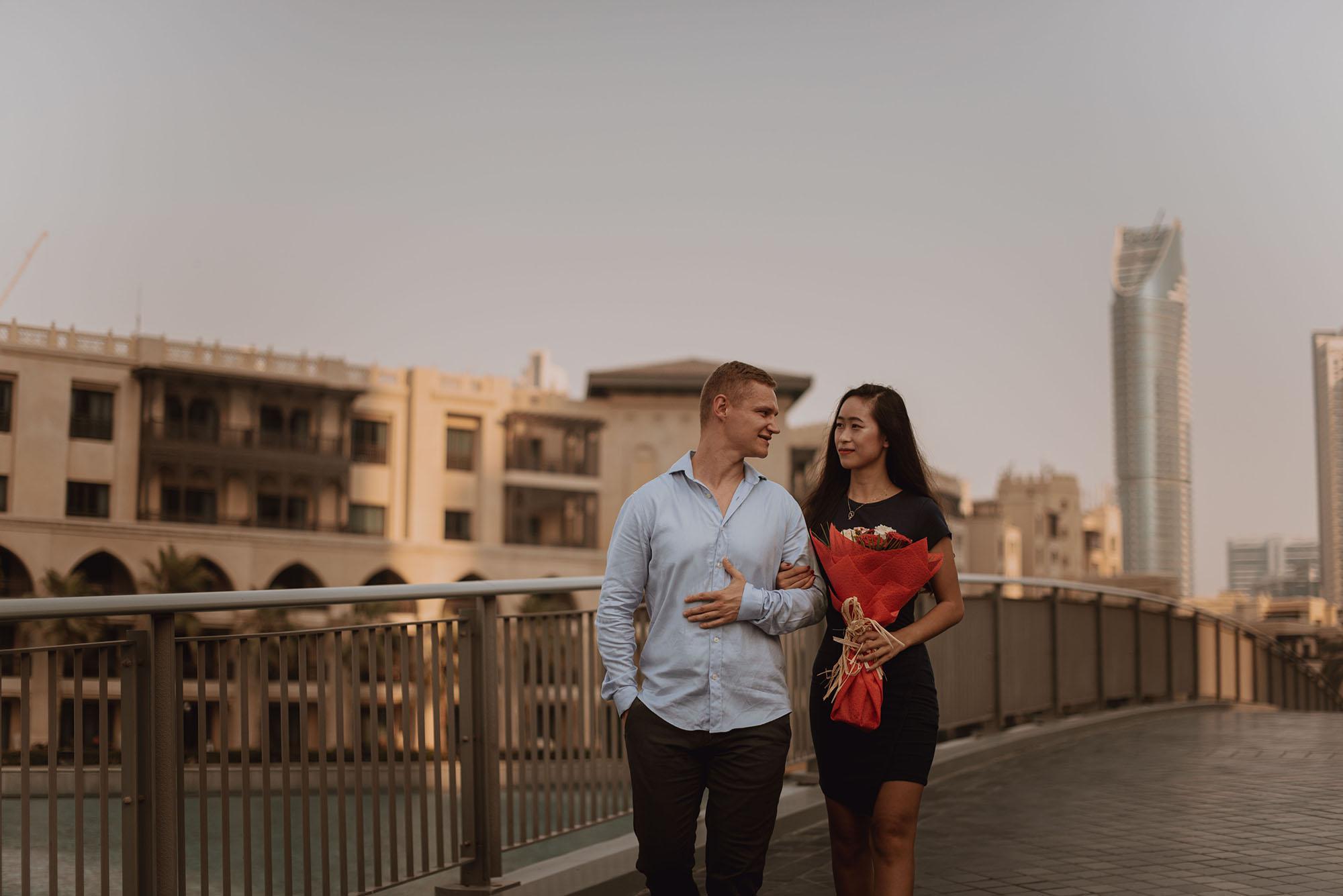 Sesja narzeczenska w Dubaju00008 - Polsko-indonezyjska miłość