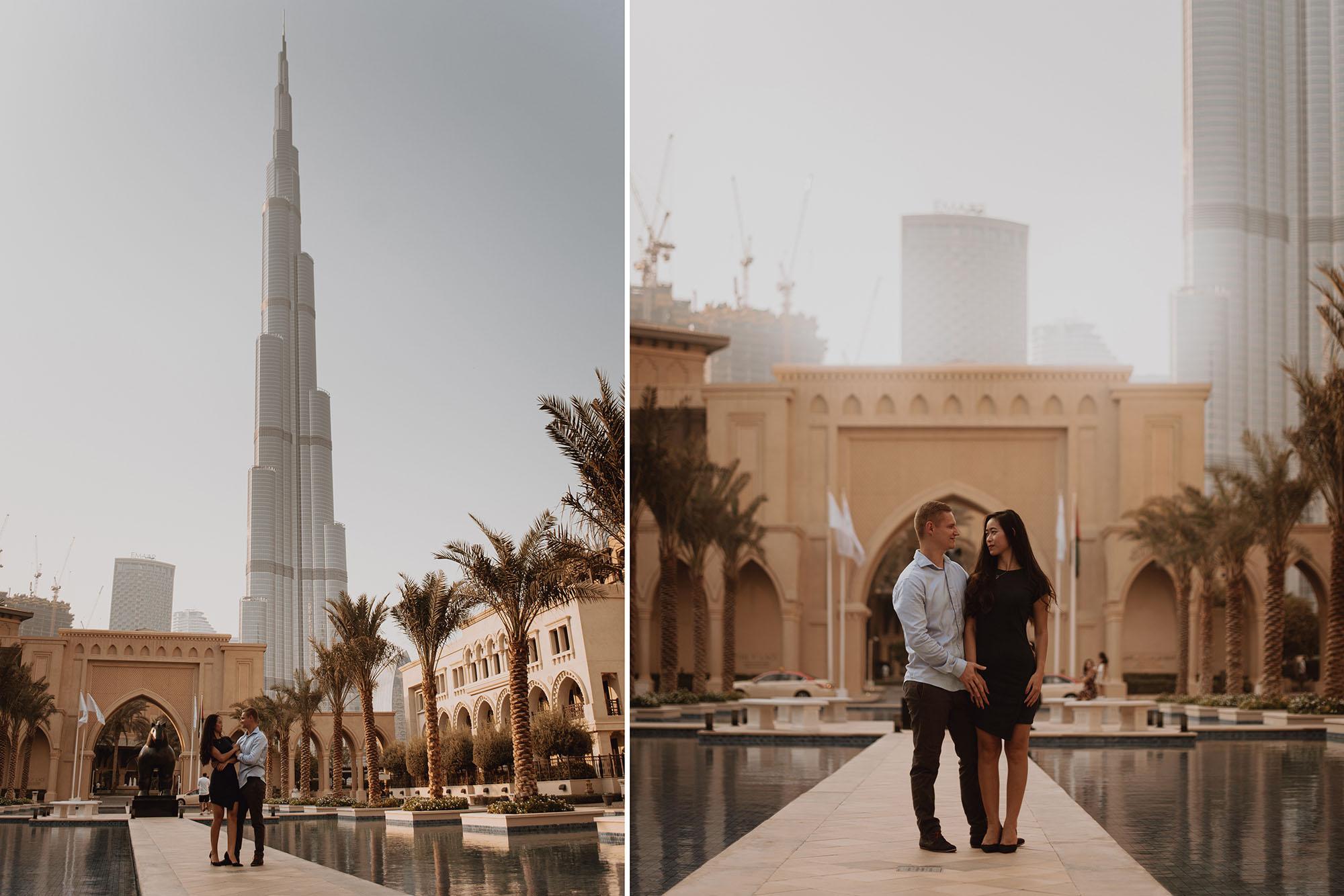 Sesja narzeczenska w Dubaju00012 1 - Miłość