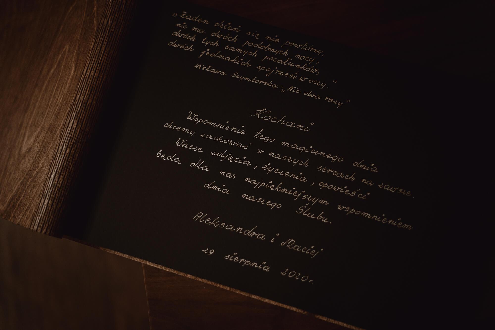 Slub wesele w dworze Hulanka00105 - Ola + Maciej | wesele w Dworze Hulanka