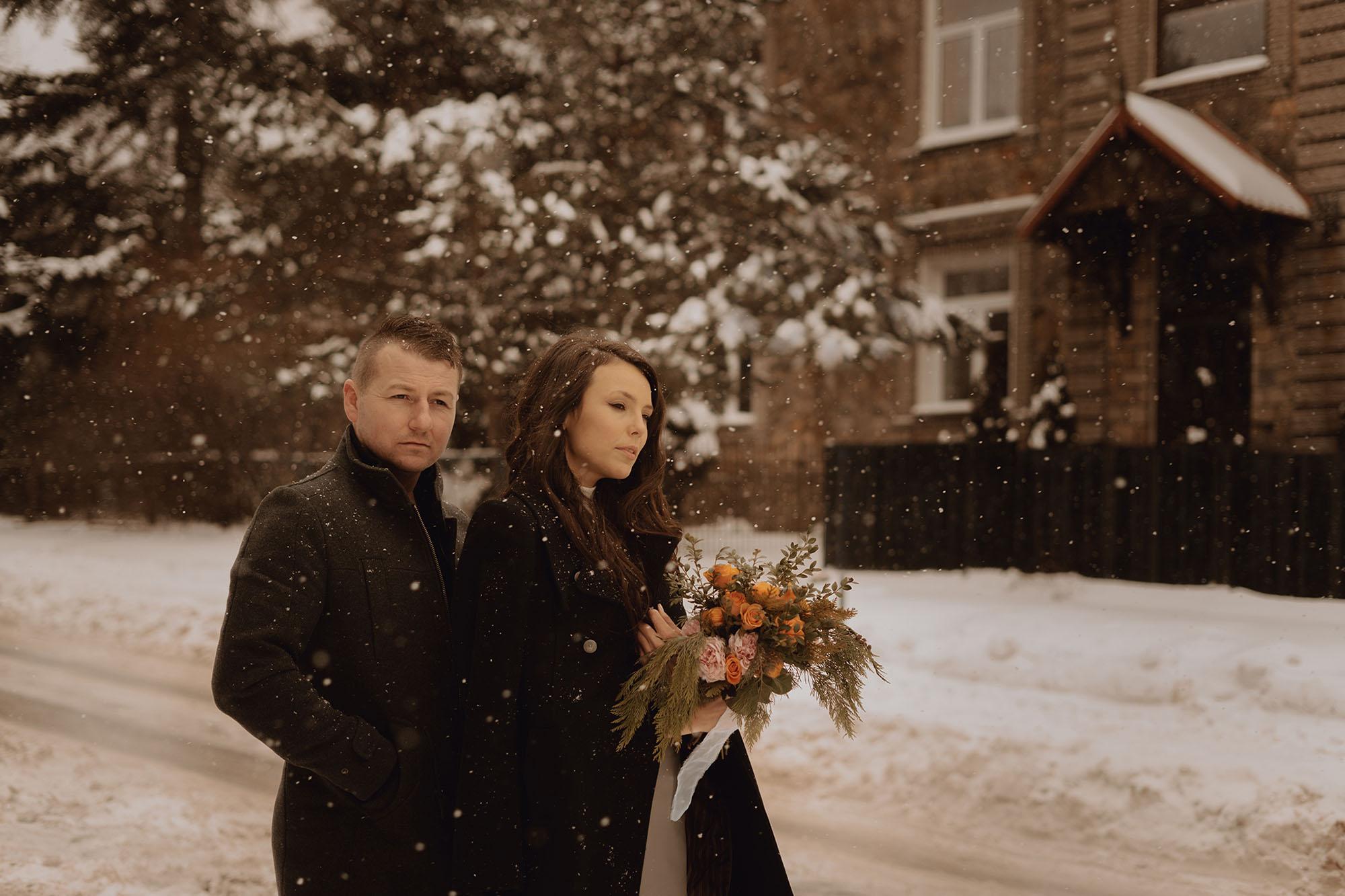 zimowa sesja dla pary00003 - Miłość