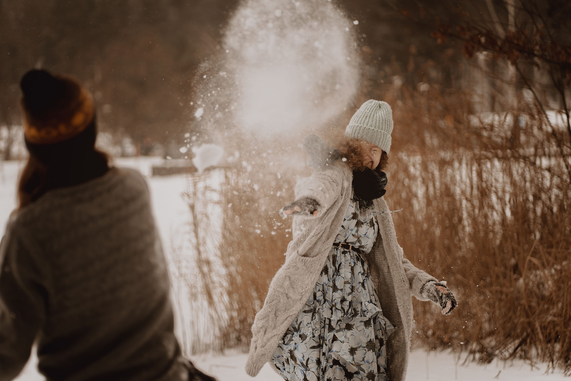 zimowa sesja narzeczenska00003 - Miłość
