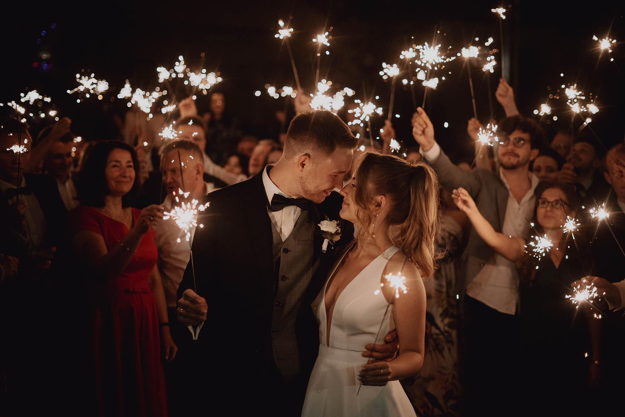 swiatlo na weselu 3 - Światło na weselu - 5 kroków, by stworzyć wyjątkowy klimat